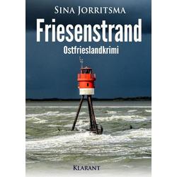 Friesenstrand. Ostfrieslandkrimi