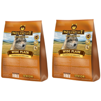 Wolfsblut Wide Plain Senior 2 x 15 kg