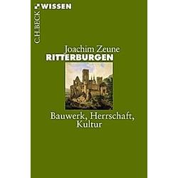 Ritterburgen. Joachim Zeune  - Buch