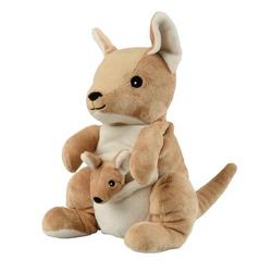 warmies® Wärmestofftier Känguru