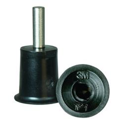 3M Stützteller ZR-AC u.DR-AC D.50,8mm Schaft-D.6mm f.Bohrmaschinen
