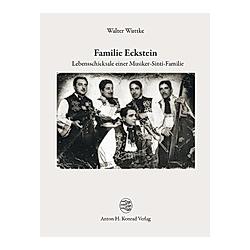 Familie Eckstein. Walter Wuttke  - Buch