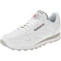 Reebok Classic Leather intense white/light grey 43