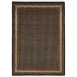 Teppich Nargis Mir dunkelblau (BL 70x140 cm)