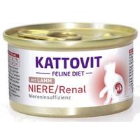 Kattovit Niere/Renal Lamm 85 g
