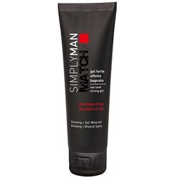 Simply Man Wet-Look-Haargel Starker Halt 150 ml