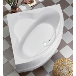 Ottofond Eckbadewanne Siam Weiß 140 x 140 x 42 cm