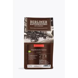 Berliner Kaffeerösterei Neapolitanischer Espresso Bio