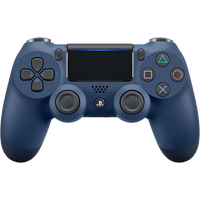Sony PS4 DualShock 4 V2 Wireless Controller Midnight Blue
