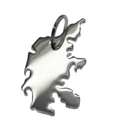 schmuckador Kettenanhänger Dänemark Anhänger in massiv 925 Silber