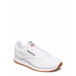 Reebok Classics Cl Lthr Niedrige Sneaker Weiß REEBOK CLASSICS Weiß 42,38.5,39,43,44,45,42.5,44.5,40,41,37.5,40.5,36,36.5,45.5,35