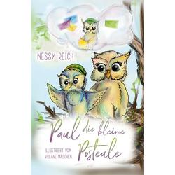 Paul die kleine Posteule als Buch von Nessy Reich