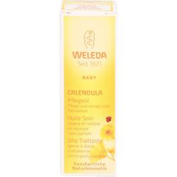 WELEDA Calendula Pflegeöl parfümfrei 10 ml