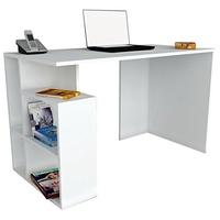 moebel17 Schreibtisch Schreibtisch Labran Weiß