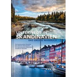 Unterwegs in Skandinavien: Buch von