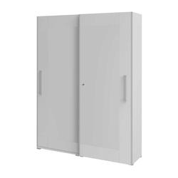 Büroschrank mit Schiebetüren 200 cm