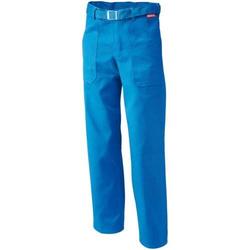 Planam Bundhose, 100% BW, 290 g/qm,Gr.56,kornblau