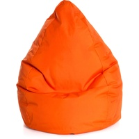 Sitting Point BeanBag Brava orange 80x130 cm