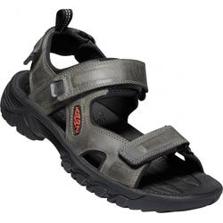 KEEN TARGHEE III OPEN TOE Sandale 2021 grey/black - 46