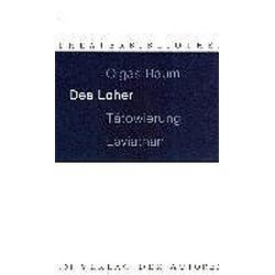 Olgas Raum. Dea Loher  - Buch