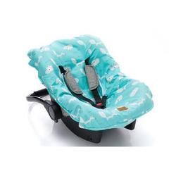 fillikid Sitzbezug für Babyschale Fuchs Mint