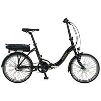 Prophete Alu-Falt-E-Bike 20.ESU.10 20 Zoll RH 39 cm schwarz