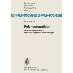 Polyneuropathien als Buch von E. Sluga