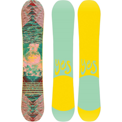 Snowboard YES - Snb Emoticon Multi 146 (MULTI) Größe: 146