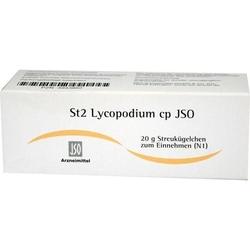 JSO St 2 Lycopodium cp Globuli 20 g