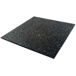 SKY Antivibrationsmatte   schwarz gemustert 62,5 x 100,0 cm