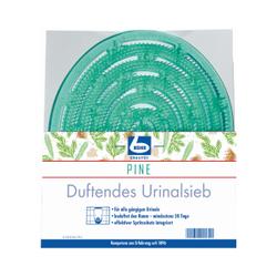 Dr. Becher Duftendes Urinalsieb, Für alle gängingen Urinale , Duftrichtung: Pine