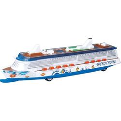 SPEED ZONE Kreuzfahrtschiff VEDES Großhandel GmbH