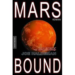 Marsbound als Buch von Joe Haldeman
