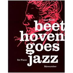 Beethoven goes Jazz für Klavier Partitur