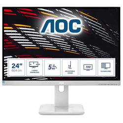 AOC Monitor 24P1/GR LED-Display 60,4 cm (23,8