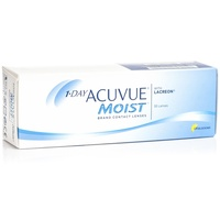Johnson & Johnson 1-Day Acuvue Moist 30er Pack / 8.50 BC / 14.20 DIA / -8.50 DPT
