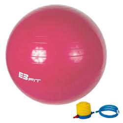 JOKA international Gymnastikball Gymnastikball für Fitness Ø 75 cm, Pink