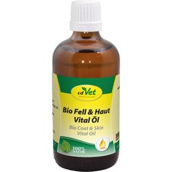 BIO Fell & Haut Vital Öl veterinär