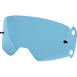 FOX Vue STD Vervangende lens, blauw, Eén maat