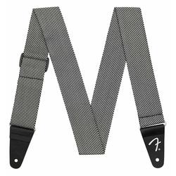 "Fender Strap 2"" Modern Tweed White/Black"