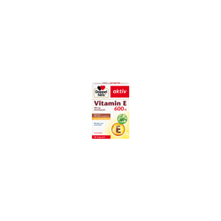 DOPPELHERZ Vitamin E 600 N Weichkapseln 40 St