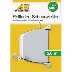 Schellenberg 50506 Schnurwickler Aufputz Passend für Schellenberg Mini