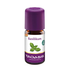 Basilikum Bio