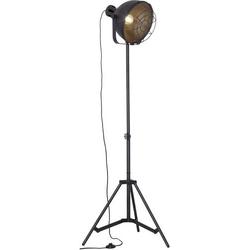 Brilliant Jesper Grill 23759/06 Stehlampe LED E27 60W Schwarz