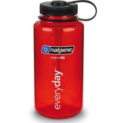 Nalgene Weithals 1L Trinkflasche red