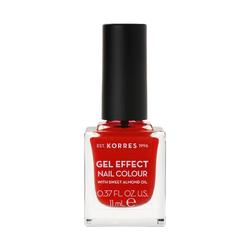 KORRES Nr. 48 - Coral Red Nagellack
