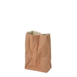 Rosenthal Tischvase Tütenvase Braun Vase 18 cm (1 Stück)