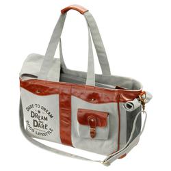 D&D Hundetasche Lifestyle Luxury Bag Dream blau