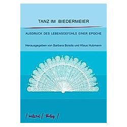 Tanz im Biedermeier - Buch