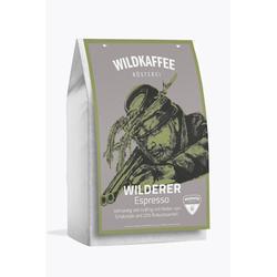 Wildkaffee Wilderer Espresso 1kg